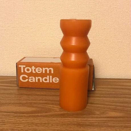 トーテムキャンドル  テラコッタ Mサイズ  Totem Candles