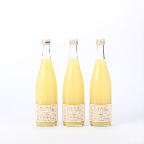 【451-160】グレープフルーツジュース(3本セット)