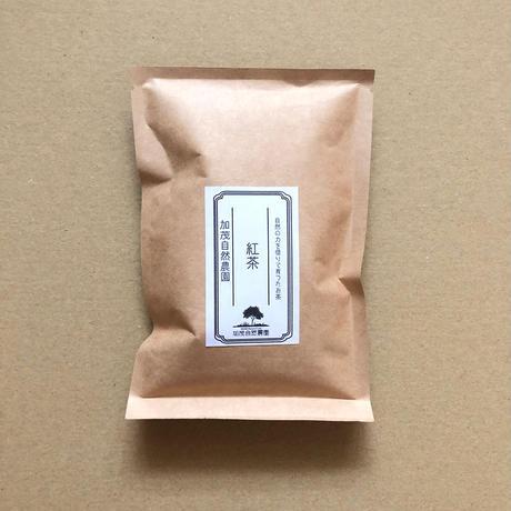 加茂自然農園 紅茶