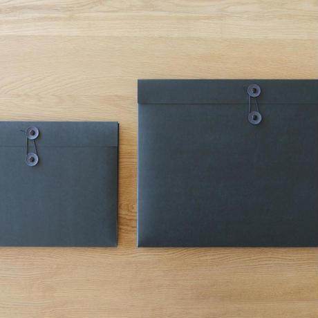 SML ドキュメントケース A4 | BLACK+BLUE