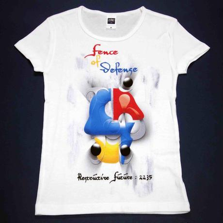 【値下げ】RESTRUCTIVE Tシャツ(Ladies)