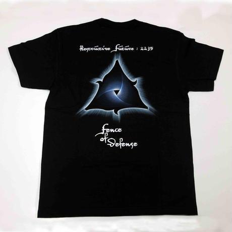 【値下げ】RESTRUCTIVE Tシャツ(Back Print Ver.)