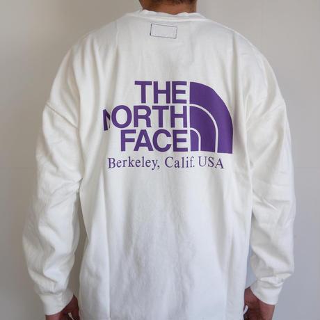 THE NORTH FACE PURPLE LABEL 8oz L/S Graphic Tee
