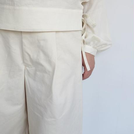 ASEEDONCLOUD HW wide trousers