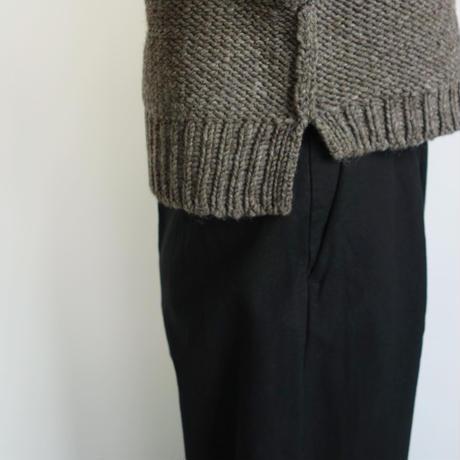 comm.arch. Hand Framed Brit Vest (sandalwood)