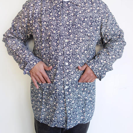 South2 West8 6Pocket Shirt - Froret Print