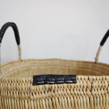 warang wayan  straw basket 台形 S