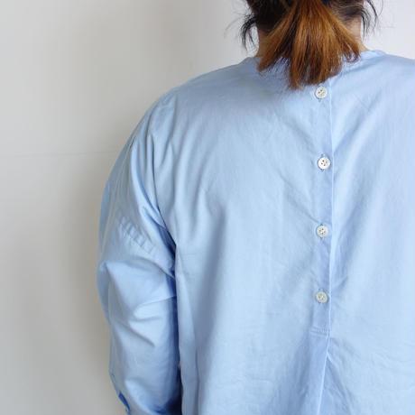koton ブロードロングスリットシャツ