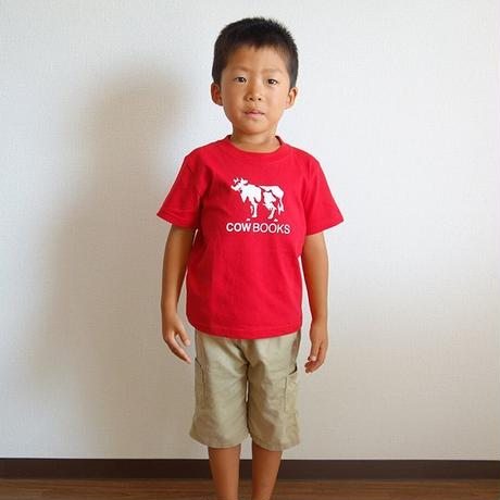 COW BOOKS kids T shirt (Logo)