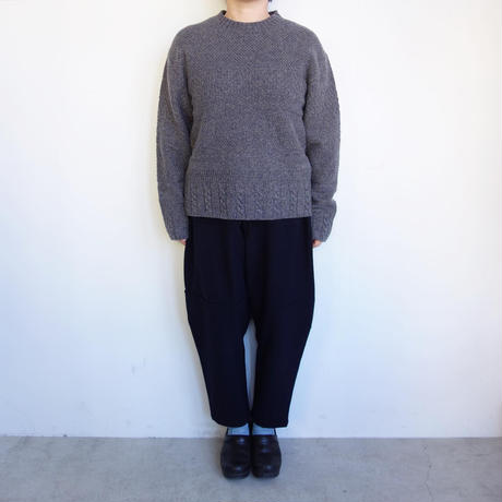 ASEEDONCLOUD Moguragumi Knit