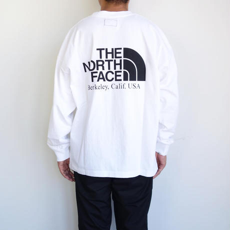 THE NORTH FACE PURPLE LABEL  ROL 7oz L/S Graphic Tee