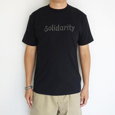 Mountain Research Print Tee (Solidarity)