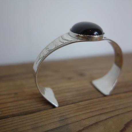 Touareg Silver bangle 09