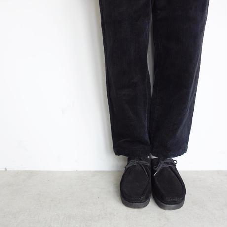 SAGE DE CRET コーデュロイ パッチワーク9分丈カーゴパンツ