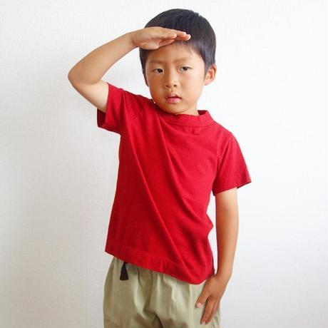 homspun kid's 天竺半袖Tシャツ