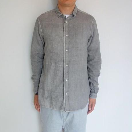 MITTAN カディシャツ 草木染 (SH-03C)