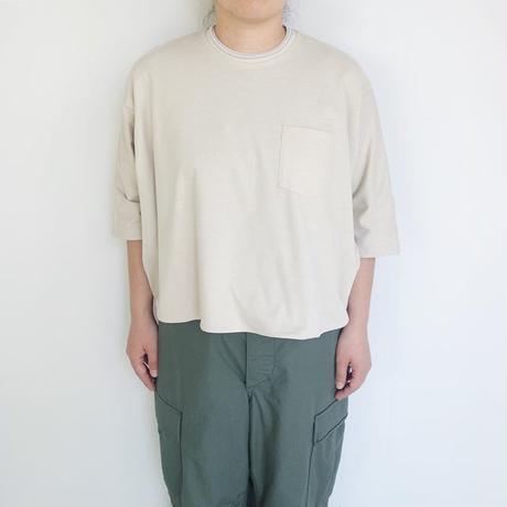 ASEEDONCLOUD Reversible Big T-shirt