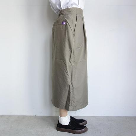 THE NORTH FACE PURPLE LABEL  High Multi Polyester Twil Field Skirt