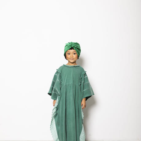 fairy lace dress  col.green S・M・L