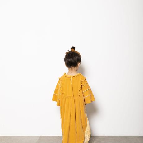fairy lace dress  col.オレンジ  M・L サイズ