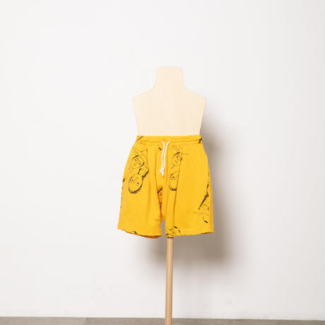 face print sarouel  pants LLサイズ