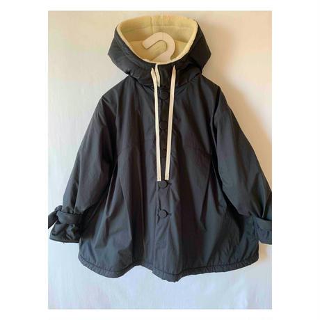 boa short coat 黒 Lサイズ