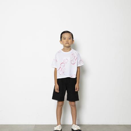 face print T-shirts LLサイズ
