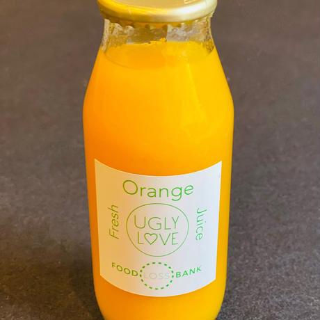 フレッシュオレンジジュース 180ml 10本入