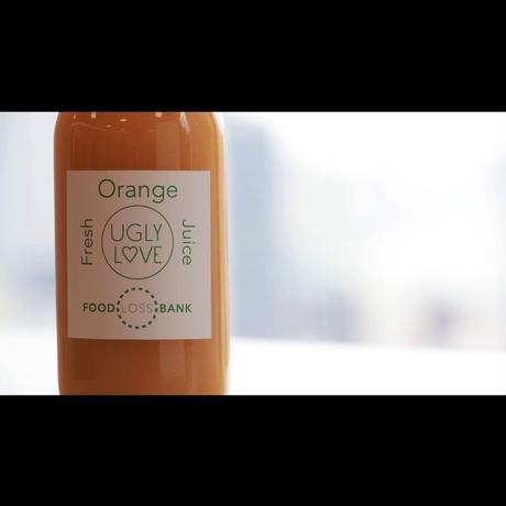 フレッシュオレンジジュース 180ml 5本入り(黒のギフトボックス入り)