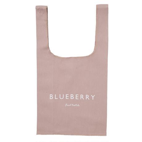 FT01050405S / SHOPPING BAG  S -  blueberry  -