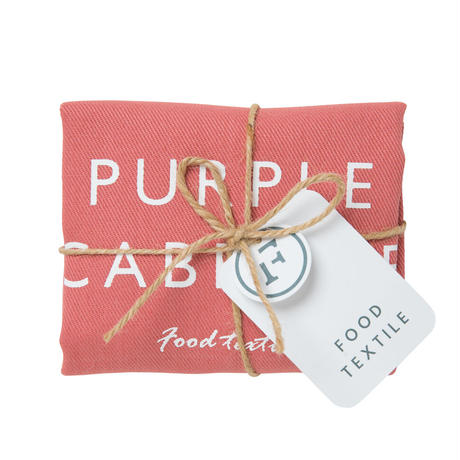 FT01050410M / SHOPPING BAG  M -  purple cabbage  -