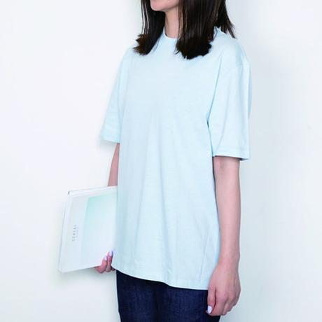 LINKT-shirt-blue mallow-