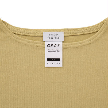 FT041210/ SOLID SHIRT-green tea -