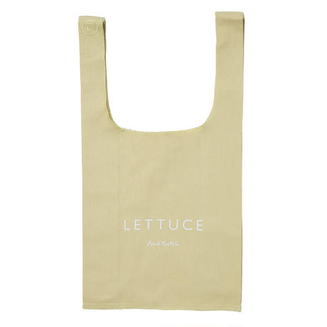 FT01050411M / SHOPPING BAG  M -  lettuce  -