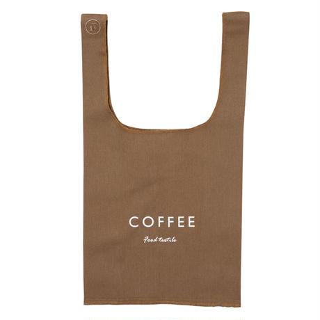 FT01050402M / SHOPPING BAG  M -  drip coffee  -