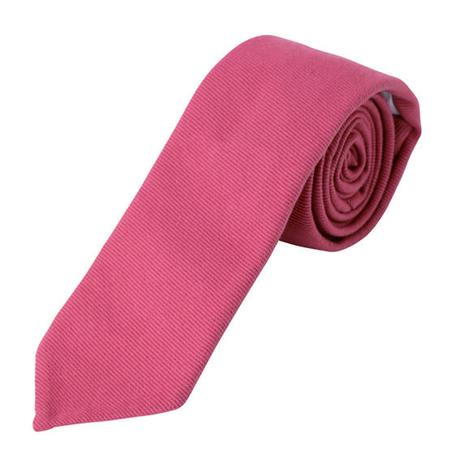 FT04050410 / TWILL TIE-purple cabbage -