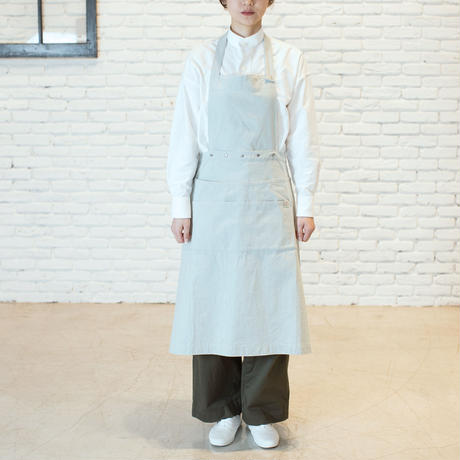 FT02020308 / MULTI APRON -  bluemallow  -