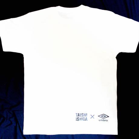 石田太志世界大会Tシャツ