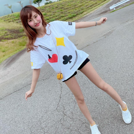 for×月中秋実 プロデュースT-Shirts