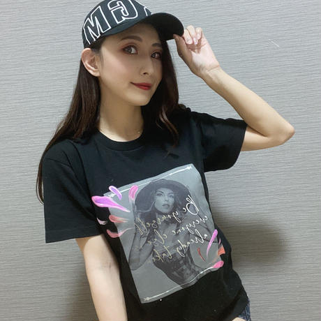 for×青山千夏 プロデュースT-Shirts