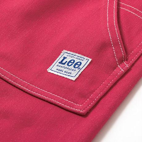 【Lee】BIB APRON(Gray)/胸当てエプロン(グレー)