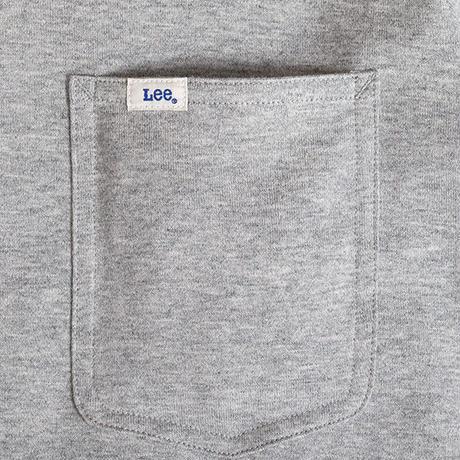 【Lee】T-SHIRTS(Navy)/Tシャツ 七分袖(ネイビー)