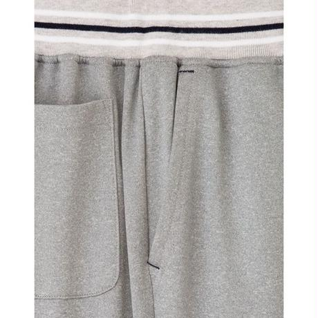 【Natural Smile】HALF PANTS(Gray)/ハーフパンツ(グレー)