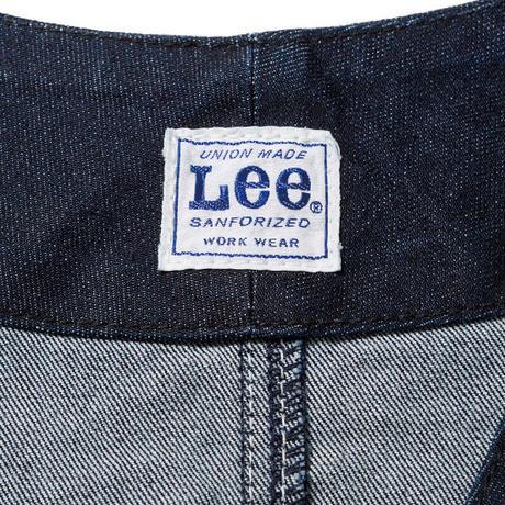【Lee】VEST(Blue)/ベスト(ブルー)