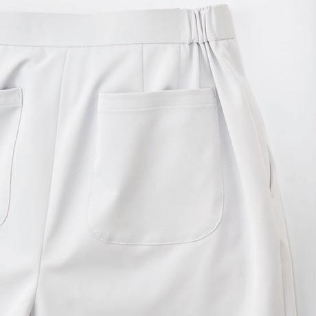 【Natural Smile】LADIES BOOTCUT PANTS(GRAY)/レディスブーツカットパンツ(グレー)
