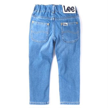 【Lee Kids】STRAIGHT(M.USED)/ストレート(中色ブルー)110〜120size