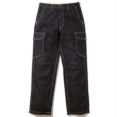 【Lee】LADIES CARGO PANTS(Black)/レディースカーゴパンツ(ブラック)