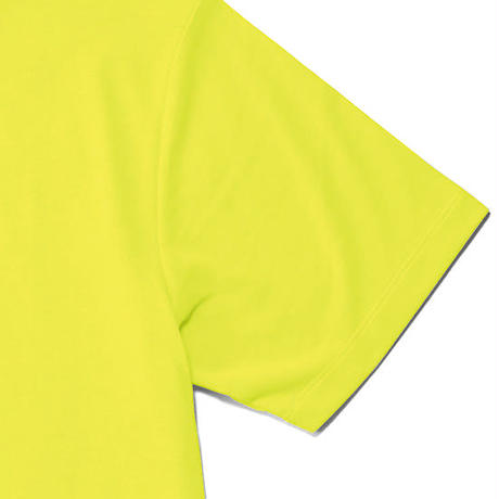 【Natural Smile】HYBRID T-SHIRT(V Yellow)/ハイブリッド Tシャツ(V イエロー)