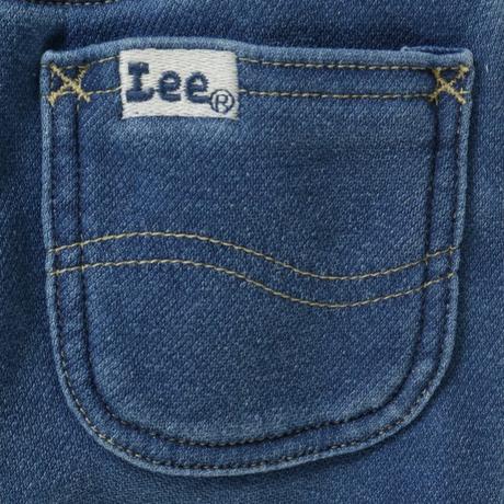 【Lee Kids】STRAIGHT(M.USED)/ストレートウォーム(中色ブルー)110〜120size