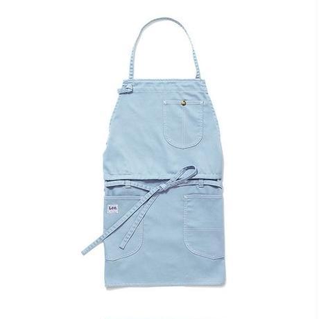 【 Lee】2WAY APRON(Blue)/2ウェイ エプロン(ブルー)